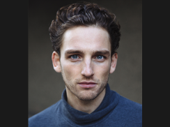 Laurie Davidson plays Jack Absolute