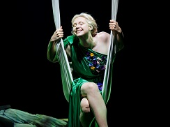 Gwendoline Christie in A Midsummer Night's Dream. Photo by Manuel Harlan.